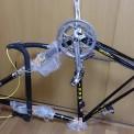 自転車を分解・梱包して飛行機で海外に送る手順まとめ